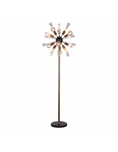 Dizajnerska lampa stojąca