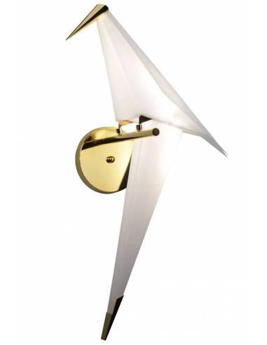 Dizajnerska lampa dekoracyjna origami...