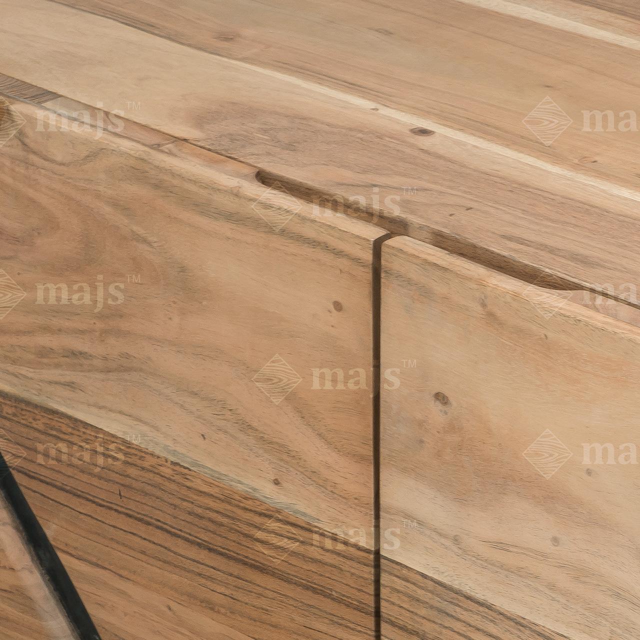 Komoda z egzotycznego litego drewna akacja indyjska